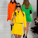 New York Fashion Week: Ralph Lauren весна-лето 2014