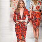Milan fashion week: Etro весна 2014