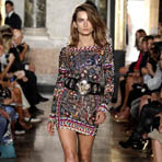 Milan fashion week: Emilio Pucci весна 2014