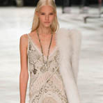 Milan fashion week: Roberto Cavalli весна 2014
