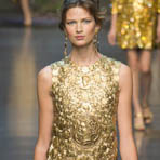 Milan Fashion Week: Dolce & Gabbana весна 2014