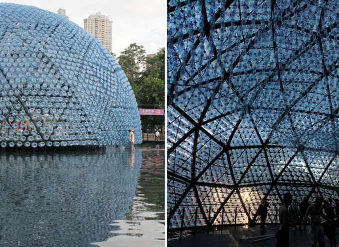 Lantern-Pavilion-made-from-Recycled-Water-Bottles-640x457.jpg