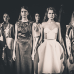 Backstage Недели моды AURORA FASHION WEEK Russia SS14