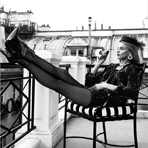Анна Селезнева в Vogue Paris