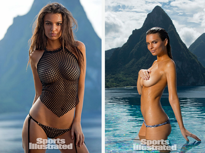 Эмили Ратажковски для Sports Illustrated