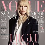 Клаудиа Шиффер в Vogue Deutsch