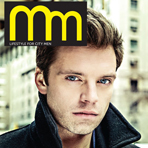 Себастьян Стэн в New York Moves Magazine