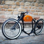 Электробайк Otocycles