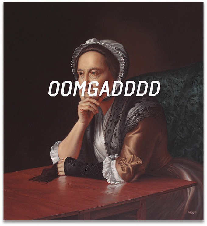 Художник Shawn Huckins