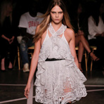Paris fashion week: Givenchy весна-лето 2015