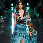 Paris Fashion Week: Elie Saab весна-лето 2015
