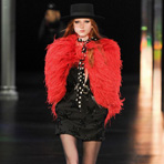 Paris Fashion Week: Saint Laurent весна-лето 2015
