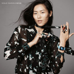 Лю Вэн и Apple Watch в Vogue China