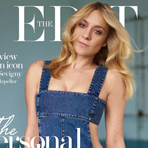 Хлоэ Севиньи в The Edit by Net-A-Porter