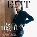 Джулианна Маргулис в The Edit Magazine by Net-A-Porter
